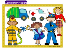 community helper theme