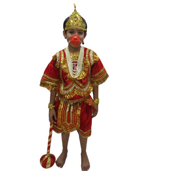 Lord Hanuman Dress